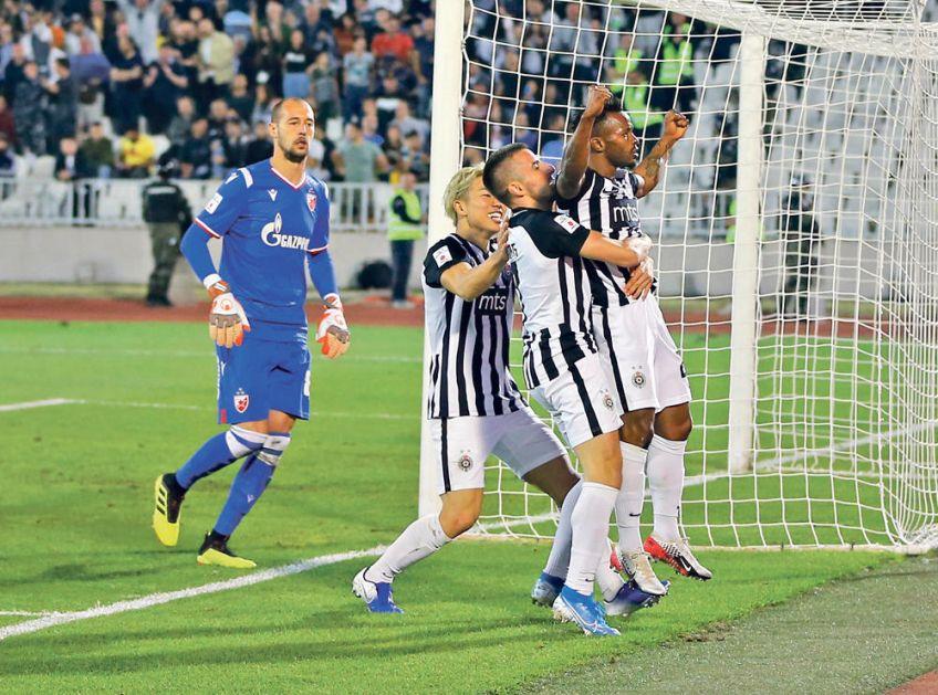 VELIKO PRIZNANJE ZA CRNO -BELE: Partizan iznedrio najviše igrača u Evropi, čak mu i Ajaks gleda u leđa!