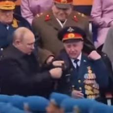 VELIKO SRCE RUSKOG PREDSEDNIKA: Najplemenitijim gestom ganuo sve na paradi (VIDEO)