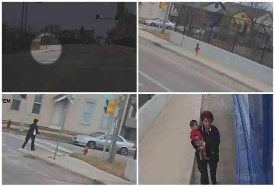 VELIKO SRCE ŽENE ZA VOLANOM: Videla je dete kako bosonogo ide ledenom ulicom i odmah je uradila JEDINU PRAVU STVAR (VIDEO)