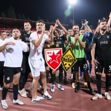 VEOMA EMOTIVNO: Fudbaler Kairata se pred meč sa Zvezdom OBRATIO PARTIZANU