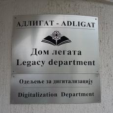 VEST ADLIGATA: Otvoreno odeljenje za digitalizaciju