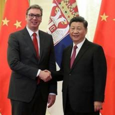 VEST BROJ JEDAN U KINI: Državna televizija i portal u udarnom terminu o razgovoru Vučića i Đinpinga i čeličnom prijateljstvu