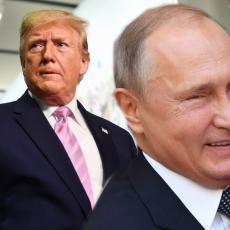 VEST OBIŠLA SVET! Tramp dobio POZIV OD PUTINA, da li će američki predsednik SALUTIRATI RUSKOJ VOJSCI?