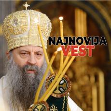 VESTI IZ IZOLACIJE: Oglasio se patrijarh Porfirije - poručio je da će bez prekida i nesmetano obavljati svoje dužnosti