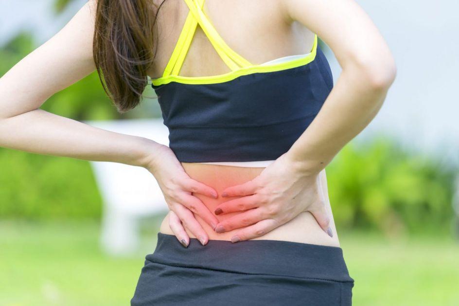 VEŽBAJTE SA ANOM! Radite ove 3 vežbe svakog dana i donji deo leđa vas neće boleti