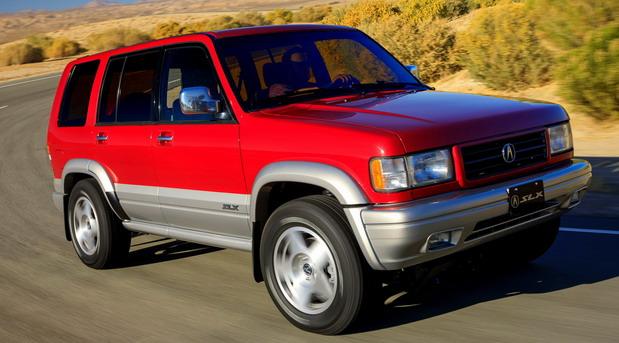 VIDEO: 1997 Acura SLX restomod