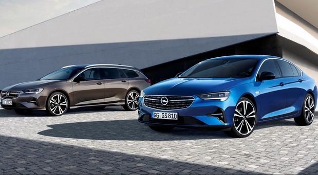 VIDEO: 2020 Opel Insignia