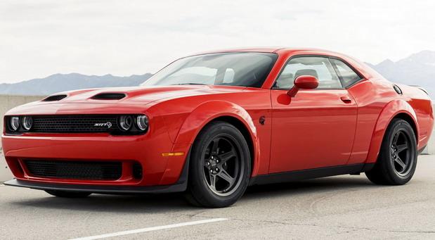 VIDEO: 2021 Dodge Challenger SRT Super Stock