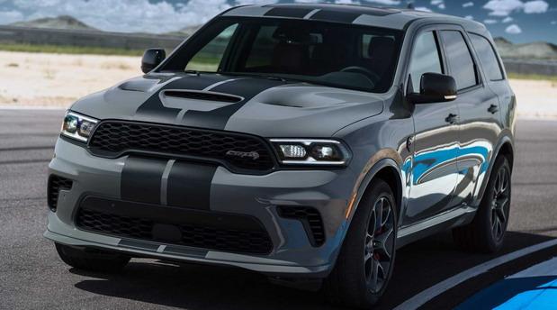 VIDEO: 2021 Dodge Durango SRT Hellcat