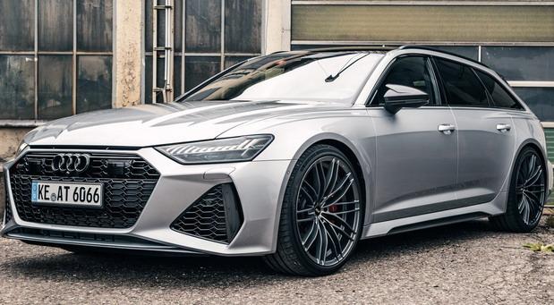 VIDEO: ABT Audi RS6-R