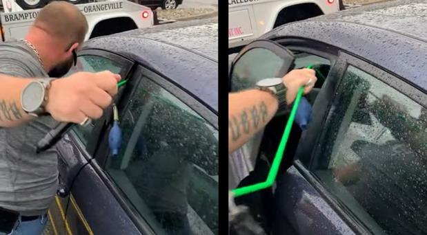 VIDEO: Ako ste izgubili ključeve od automobila, ovako će vam ga otvoriti