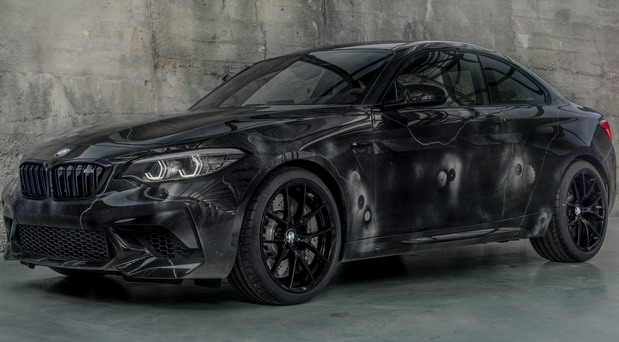 VIDEO: BMW M2 by Futura 2000