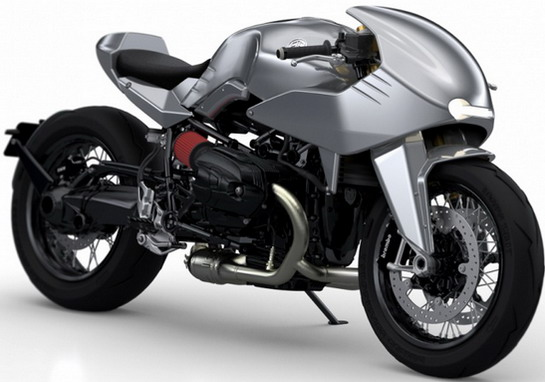 VIDEO: BMW R nineT by Dab Design