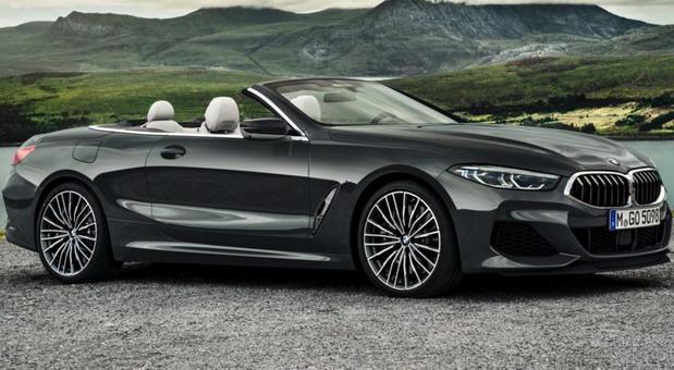 VIDEO: BMW Serije 8 Cabrio