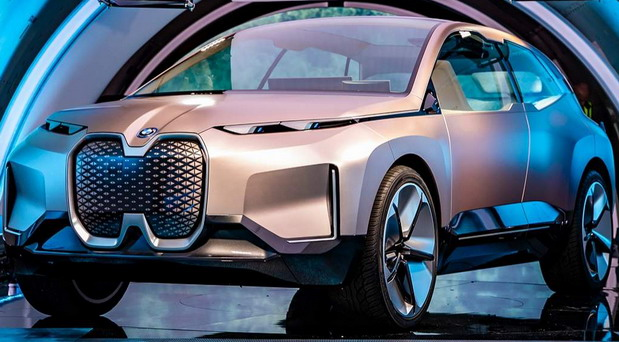 VIDEO: BMW Vision iNEXT