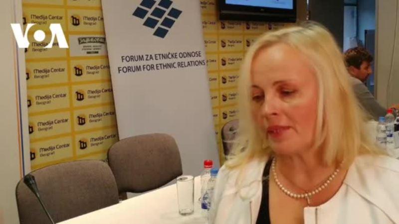 VIDEO Biljana Jović o nepravilnostima u izborima za nacionalne savete