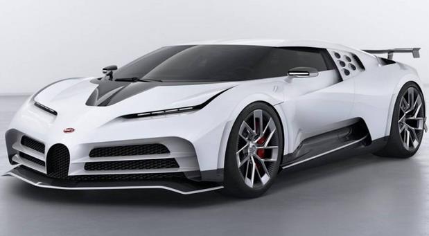 VIDEO: Bugatti Centodieci