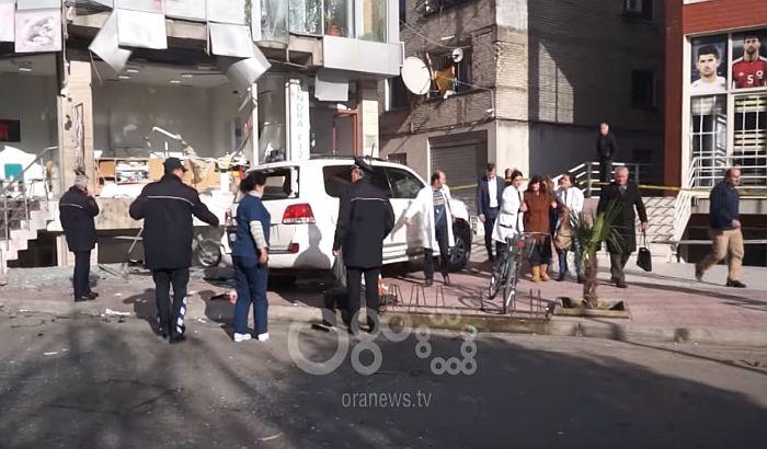 VIDEO: Eksplozija u Skadru, povređena radnica Radio-televizije Crne Gore