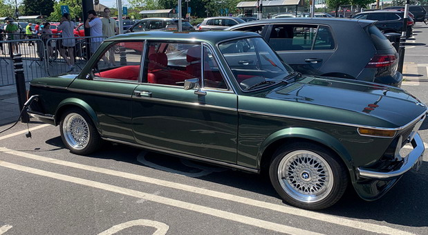 VIDEO: Električni BMW 1602