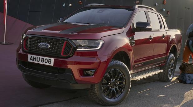 VIDEO: Ford Ranger Stormtrak i Ranger Wolftrak