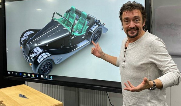VIDEO: Hammond kupuje Morgana