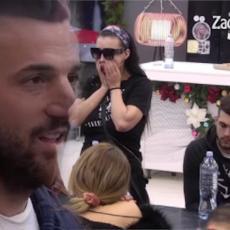 (VIDEO) KOLAPS ZBOG TOMOVIĆA - Zerina se obrušila na njega, pa iznela ŠOK DETALJE! Evo šta on radi