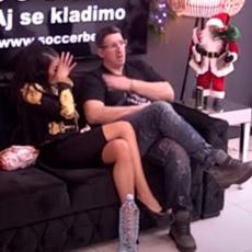 (VIDEO) Kristijan GURA RUKU ka MEĐUNOŽJU, a Maja se GUŠI u SUZAMA: Zašto to radiš!?
