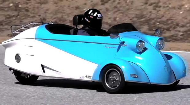 VIDEO: Messerschmitt KR202