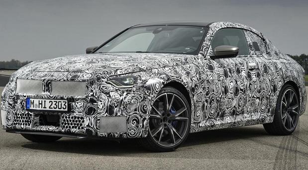 VIDEO: Novi BMW Serije 2 Coupe