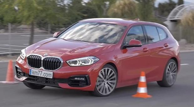 VIDEO: Novi BMW serije 1 sa prednjim pogonom na testu severnog jelena