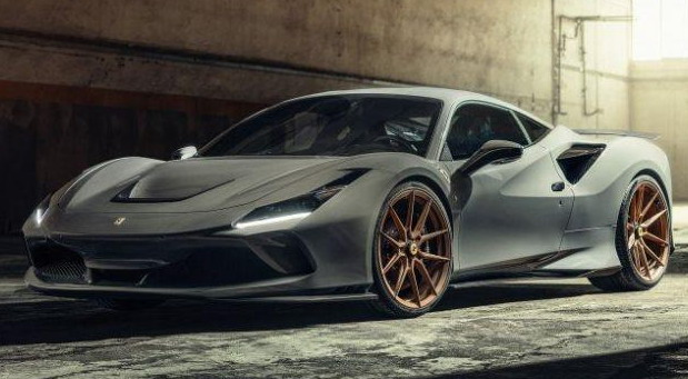 VIDEO: Novitec Ferrari F8 Tributo