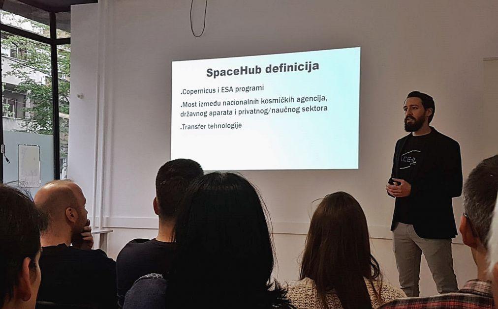 [VIDEO] Otvoren prvi srpski Spacehub; Pokretač projekta Marko Pajović: Želimo da izgradimo svemirski ekosistem u Srbiji