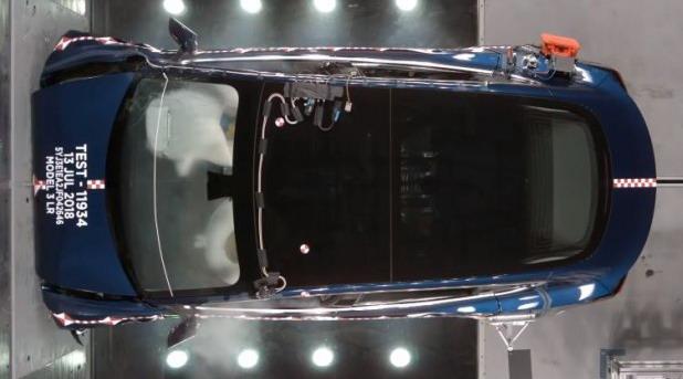 VIDEO: Ovako Tesla testira bezbednost svojih automobila