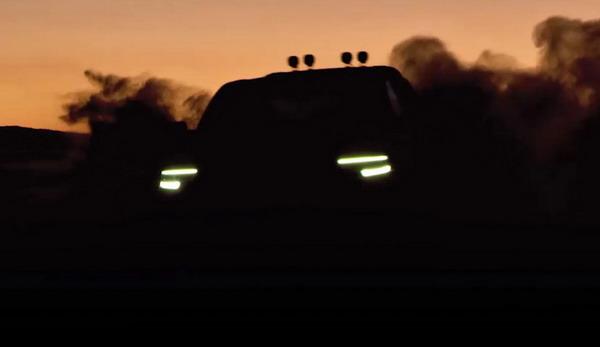 VIDEO: Ram 1500 TRX najavljen za 17. avgust