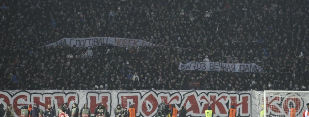 (VIDEO) SRAMOTA: UEFA nije dozvolila minut ćutanja za Nebojšu Glogovca