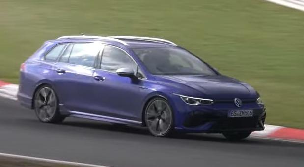 VIDEO: Snimljen Volkswagen Golf R Variant
