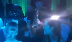 (VIDEO) TRUDNA ANA ĐUSKALA CELO VEČE! Nije se odvajala od mladenaca!
