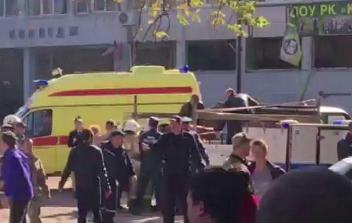 VIDEO: Teroristički napad u školi na Krimu, najmanje 13 mrtvih