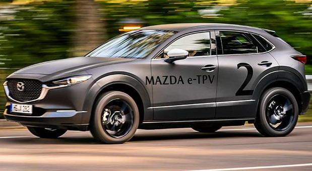 VIDEO: Test Električna Mazda e-TPV