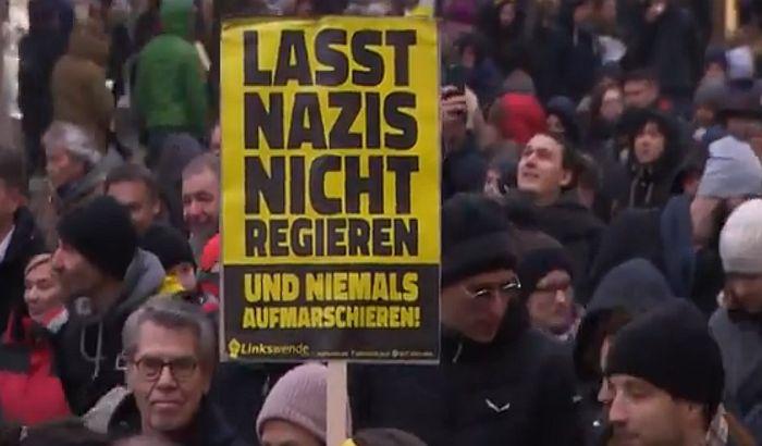 VIDEO: Veliki antivladin protest u Beču