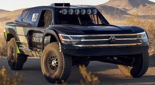 VIDEO: Volkswagen Atlas Cross Sport R concept