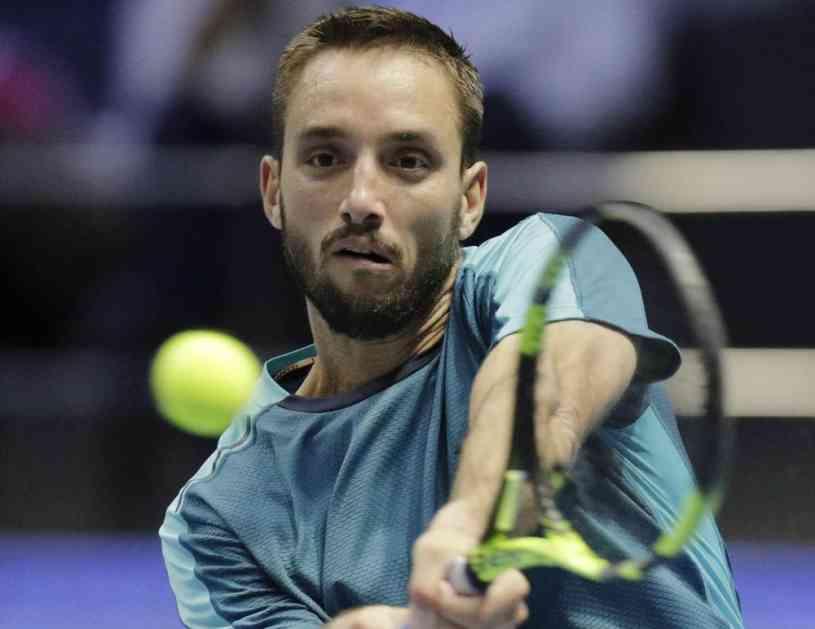 VIKTOR NE STAJE: Troicki nadigrao Iznera, u četvrtfinalu protiv Del Potra
