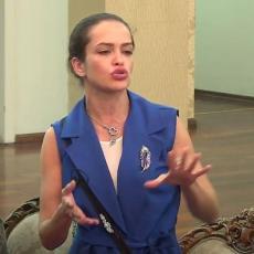 VIKTORIJA POVREDILA Marinkovića, pa se PRAVDALA: Ništa nisam kriva! Slučajno se desilo! (VIDEO)