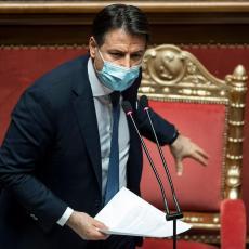 VLADA PALA, A KAKVA JE BUDUĆNOST? Stanje u Italiji neizvesno, sve može osim novih izbora