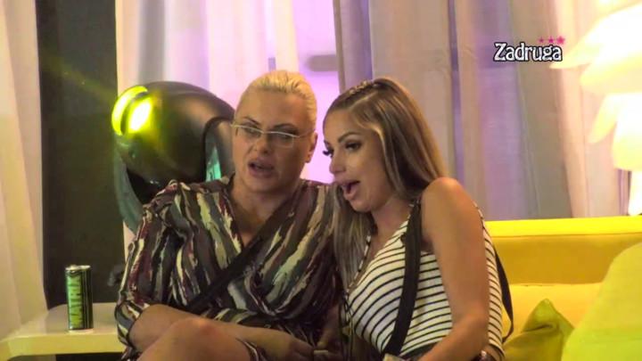 VLADIMIR JE LEP, ALI... Iva priznala da je Tomović njen TIP MUŠKARCA, a onda ga Marija ŽESTOKO PONIZILA! (VIDEO)