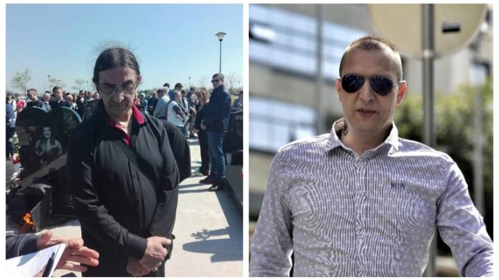 VLADIMIR MARJANOVIĆ ISPRATIO SINA NA SUĐENJE, pa novinarima u Borči poručio: KO ZLU ČINI, ZLU SE I NADA!