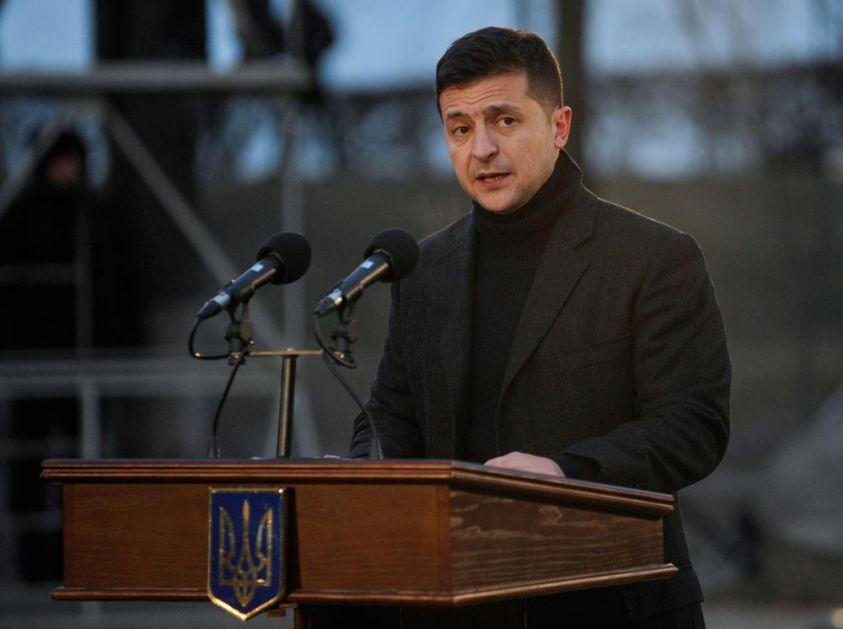 VLADIMIR ZELENSKI PORUČIO: U Donbasu neće biti druge Srebrenice, Ukrajina je drugačija zemlja! (VIDEO)
