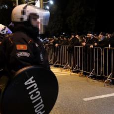 VLASTI CRNE GORE OPET UDARAJU NA SVE KOJI SE PRIDRUŽE LITIJAMA: Posle vojske, na udaru i policija