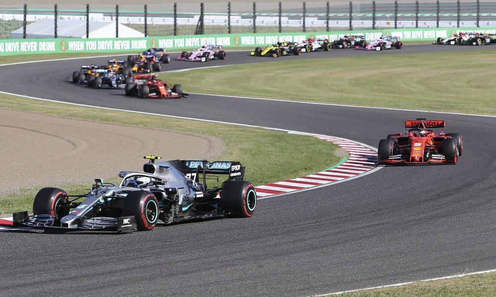 VN JAPANA Botas najbrži u Suzuki, Mercedesu titula