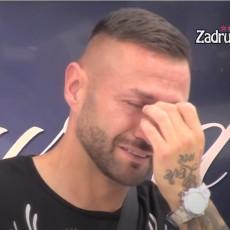 VODITELJ PRISKOČIO U POMOĆ! Ša pozlilo nakon INFORMACIJE o ljubavnici: Grize me... (VIDEO)